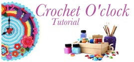Crochet Clock Tutorial