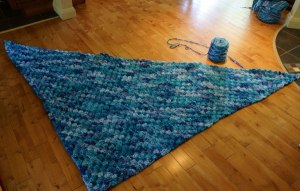 Getting the Right Size Crochet Afghan