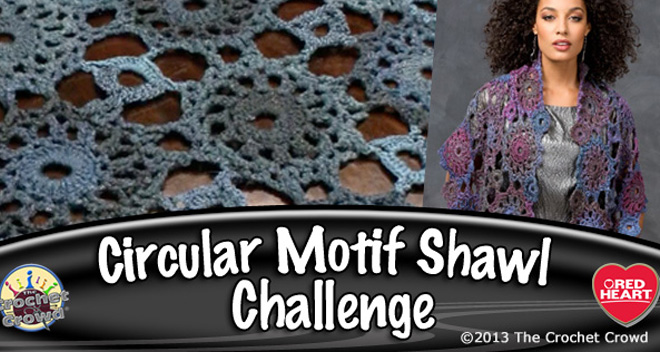 The Amazing Shawl Challenge