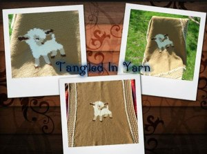 Tangled in Yarn: Little Lamb