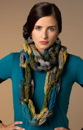 Hand Crocheted Cowl Pattern