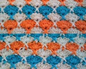Right Side vs Wrong Side in Crochet