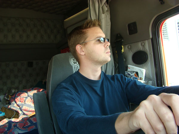 Mikey, The Truck Driver