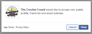 Login to The Crochet Crowd Blog