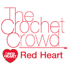 The Crochet Crowd Red Heart
