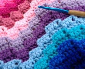 Inspiring Crochet Afghans