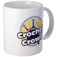 The Crochet Crowd Mugs & Gifts