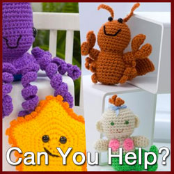 Introducing Crochet-Arium: Charity Project for The Crochet Crowd