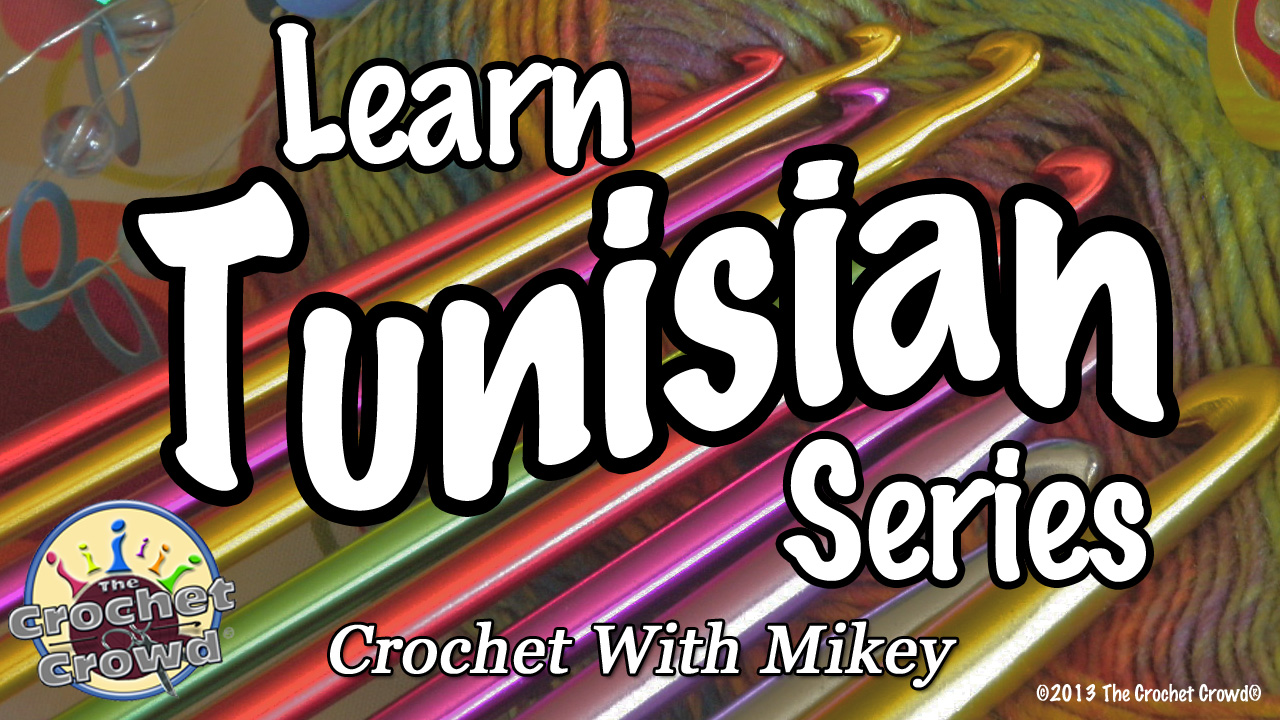 Learn to crochet with mikey youtube