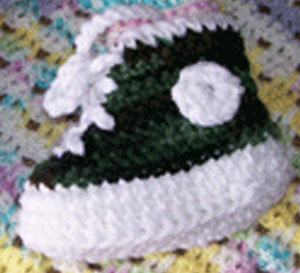Camouflage Baby Booties