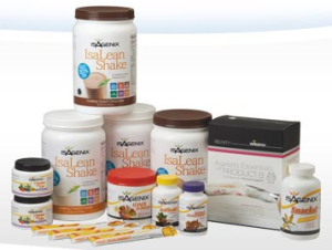 ISAGenix Weight Control