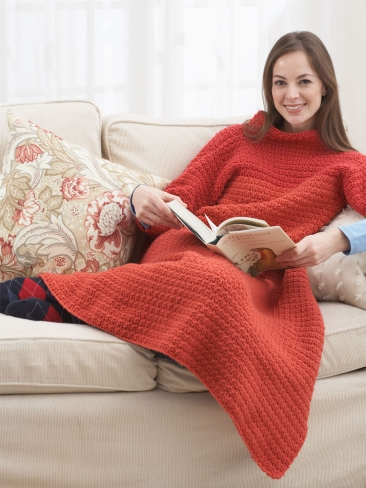 Crochet Snuggy Pattern