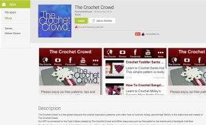 Crochet Crowd APP