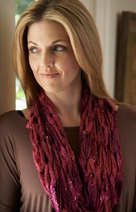 Arm Knitting with Sashay
