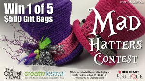 10 - $50 Prizes Added to the Mad Hatter Contest