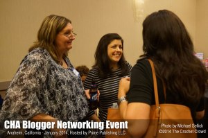 CHA Blogger Networking Event