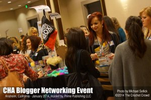 CHA BLogger Networking, Prime Publishing
