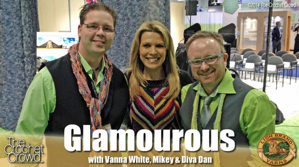 Mikey, Vanna White