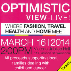 Optimistic View - Live Event Hosted by Mikey