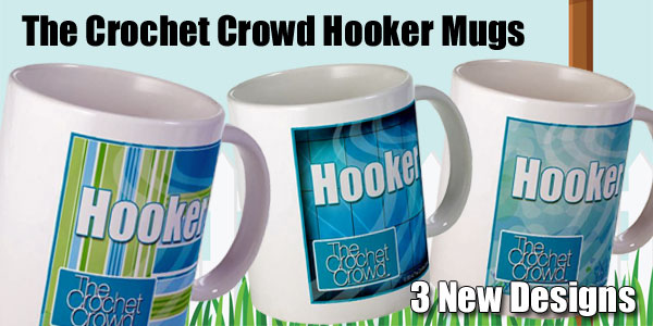 Mikey, Crochet Crowd Hooker Mugs