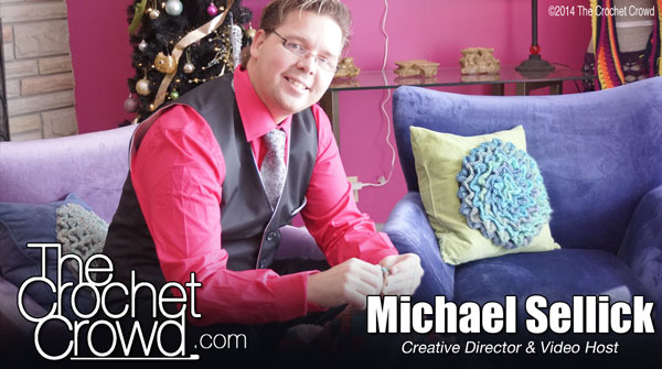 Crocheting With Mikey : Mikey, Crochet Crowd