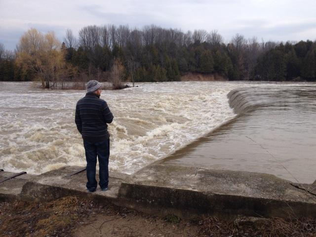Walkerton Ontario Flood