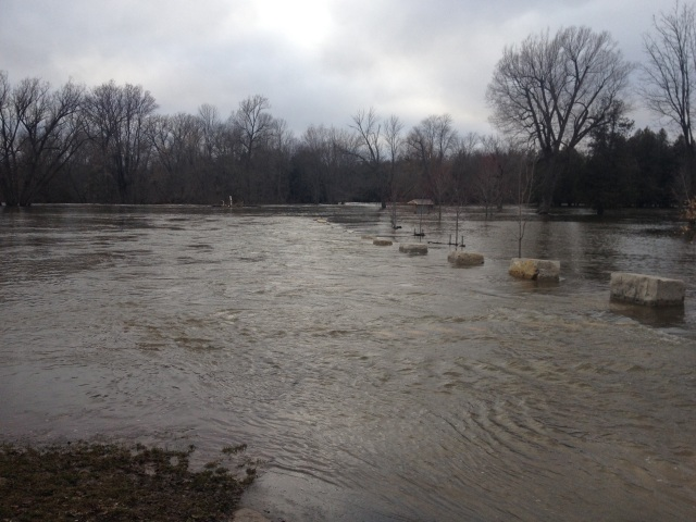 Flood in Hanover