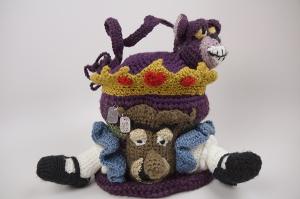 Alice in Wonderland Mad Hatter's Challenge entry for April 2014.