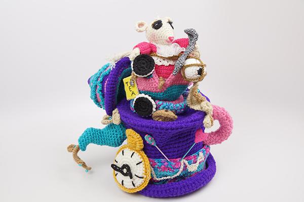 The Crochet Crowd Challenge