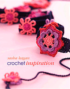 Crochet Inspiration Book Cover