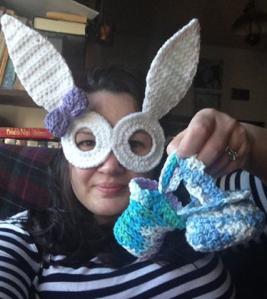The Crochet Crowd Selfies