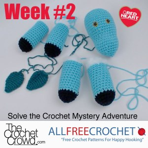 Your Feedback for the Crochet Mystery Adventure would be Appreciated