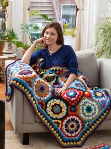 Free Crochet Afghan Pattern