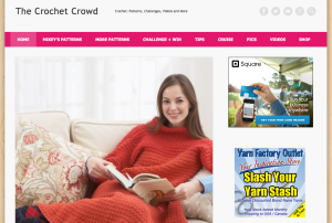The Crochet Crowd Website